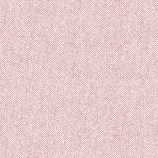 Fabric Wool Flannel Pink