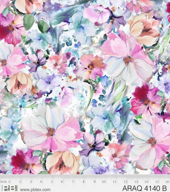 Fabric Arabesque 04140 -B