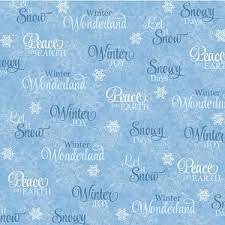 Fabric Winter Joy 3804-11