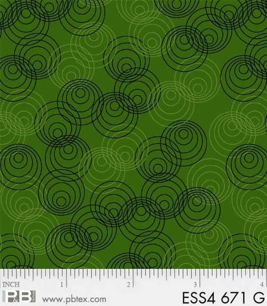 Fabric Bear Ess ESS400671G