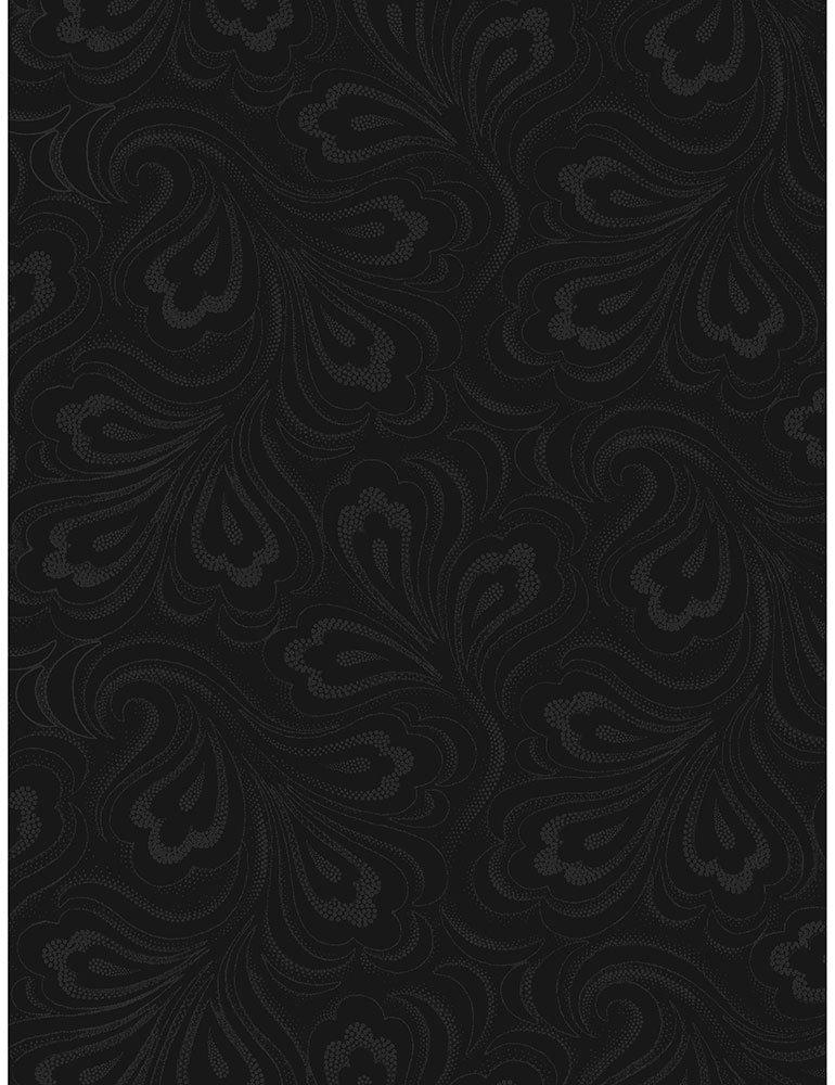 Fabric Sand Art Hue-C7096-Black
