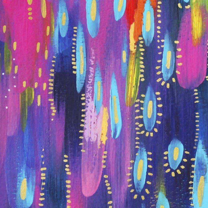 Fabric: Cityscape