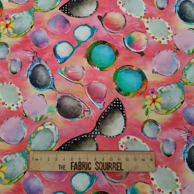 Fabric Sassier Animals sunglasses