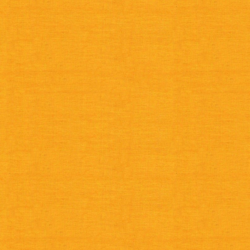 Fabric Shot Cotton Sunflower