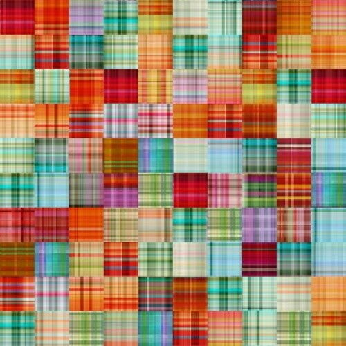 Fabric Great Outdoors Plaid