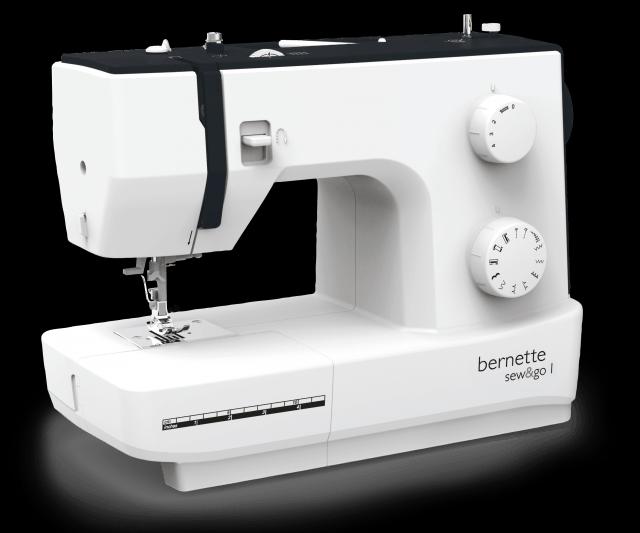 Bernette Sew & Go Sewing Machine