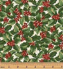 Fabric Festive Season 2652M-07