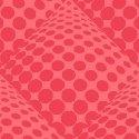 Fabric Pop Dots Flaming 51527-2