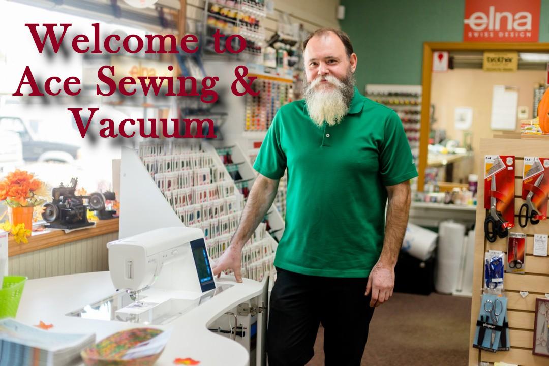 Sewing Vacuum