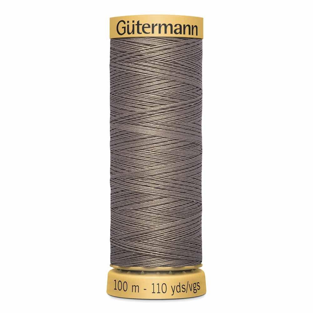 GUTERMANN Cotton Thread 100m - Maple 3880
