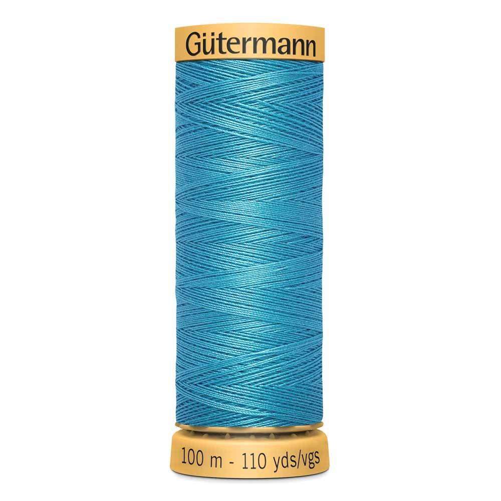 GUTERMANN Cotton Thread 100m - Blue Bead