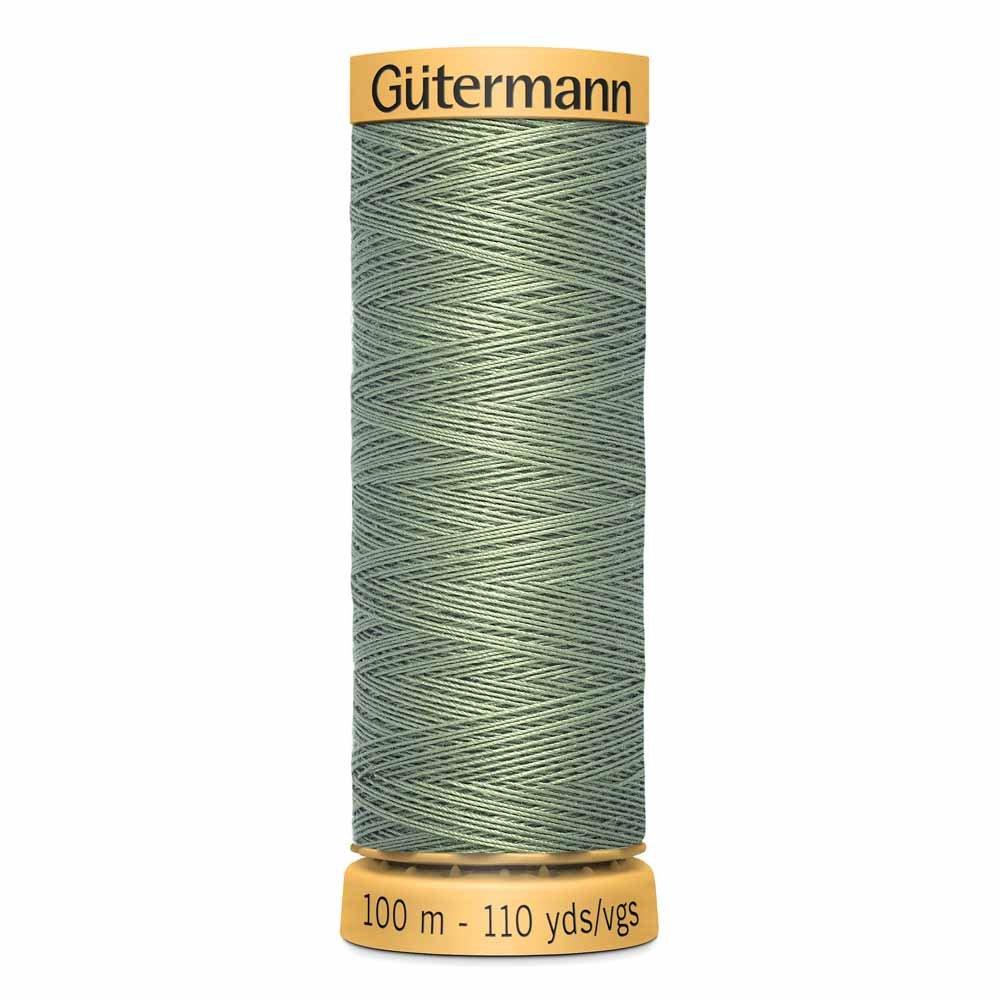 GUTERMANN Cotton Thread 100m - Sagebrush 8010