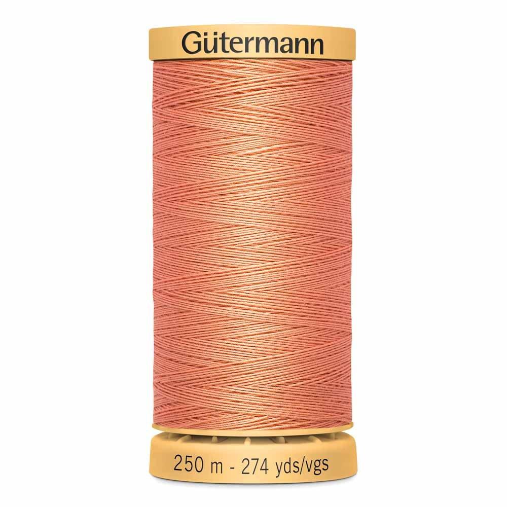 GUTERMANN Cotton Thread 250m - Old Rose 5500