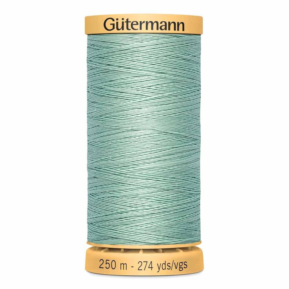 GUTERMANN Cotton  Thread 250m - Jade
