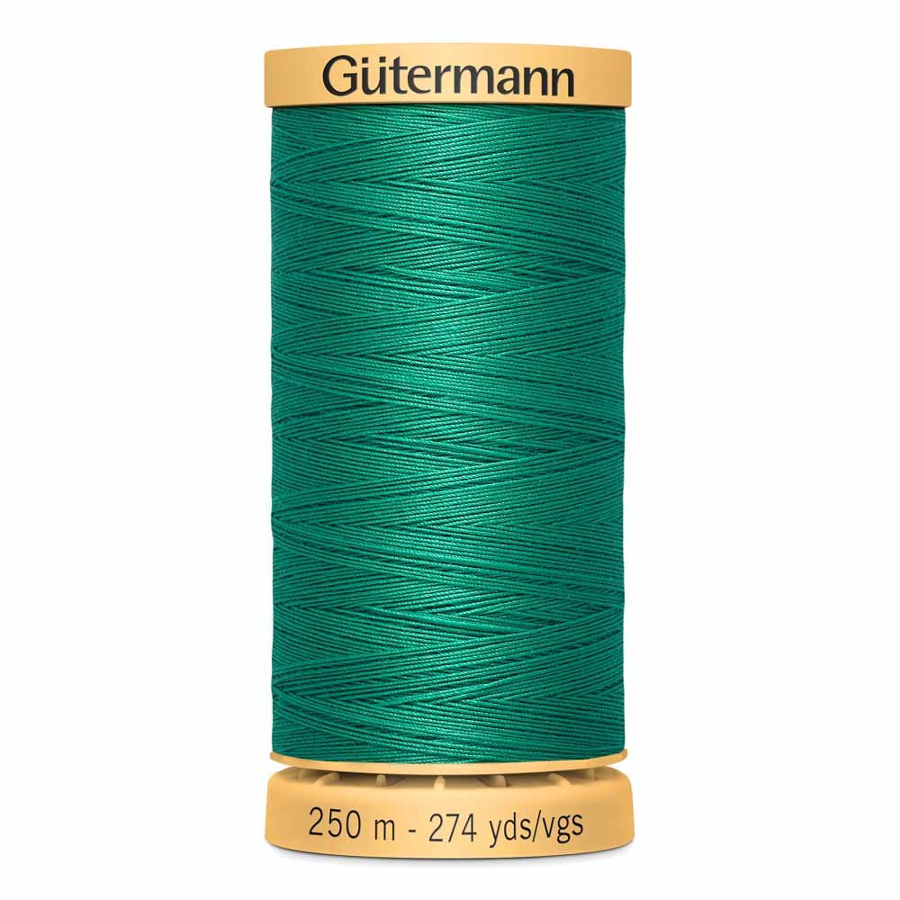 GUTERMANN Cotton  Thread 250m - Magic Green