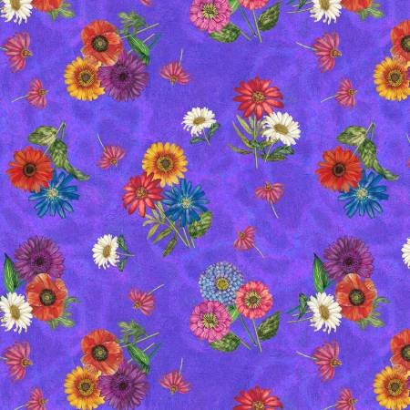 Purple Bloom Bouquets Blossom & Bloom by John Christopher Collection
