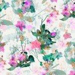 Belle Fleur Digital - Pink