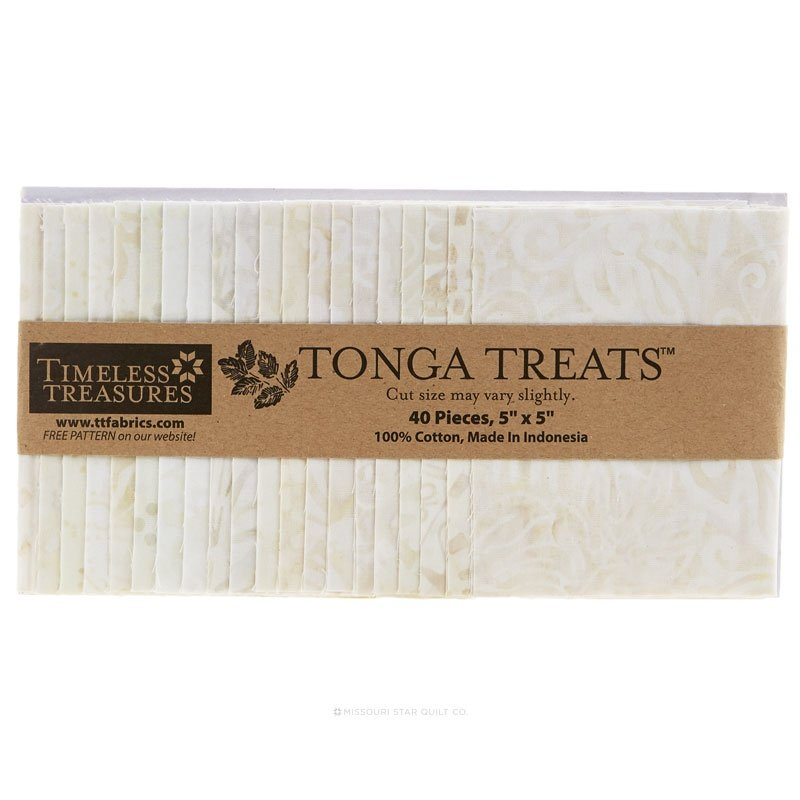 Cloud Batik 5 Squares by Tonga Treats 40pcs