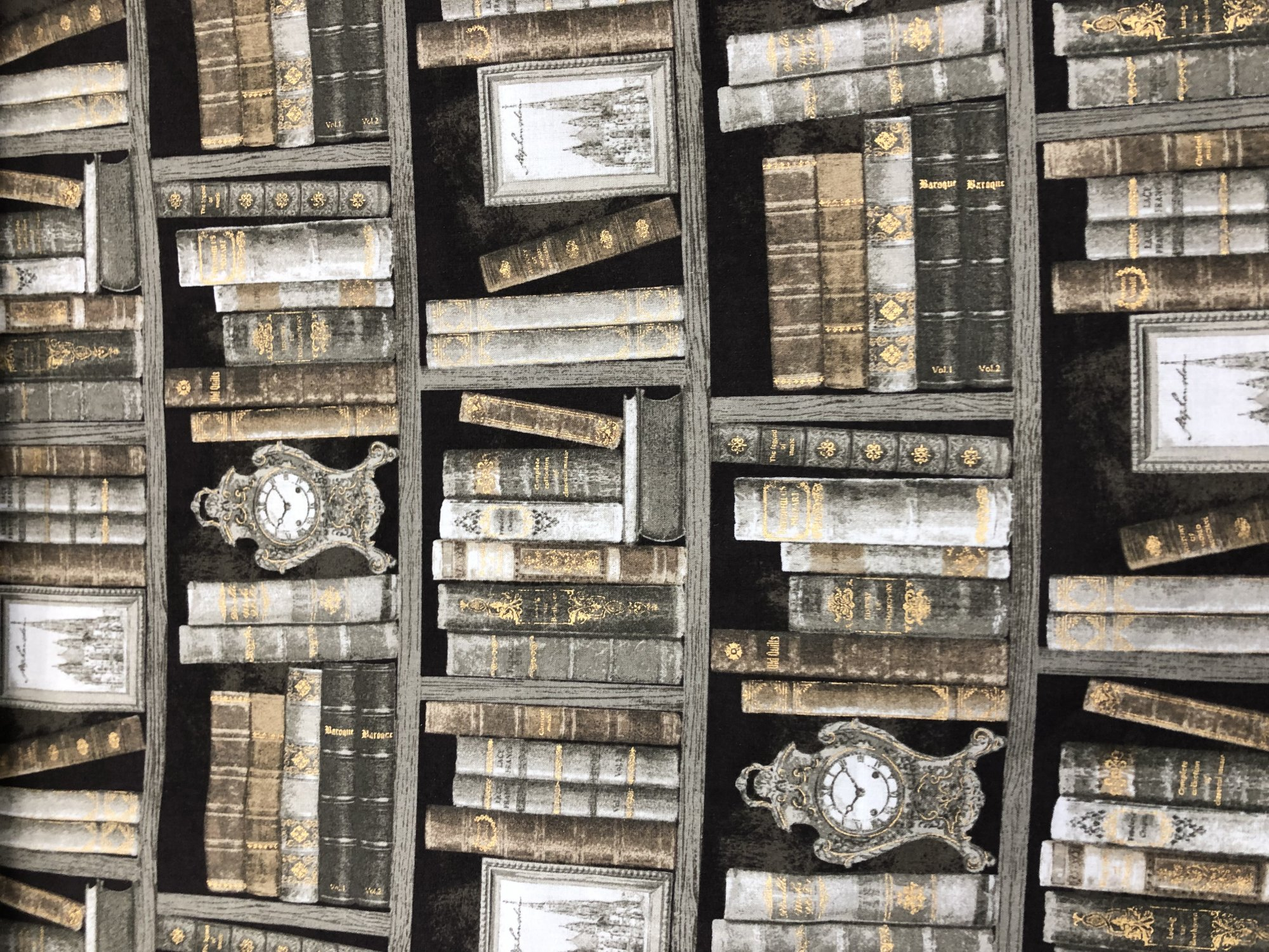 Mrs. March's Collection Books Brown