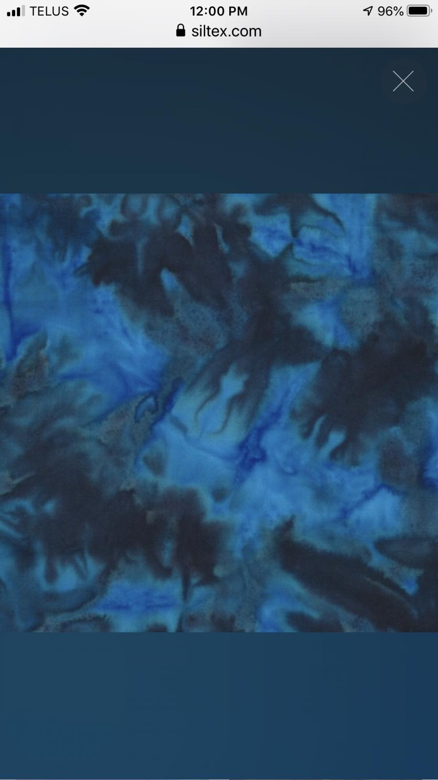 Celestial Batik - Salts - Persian Blue