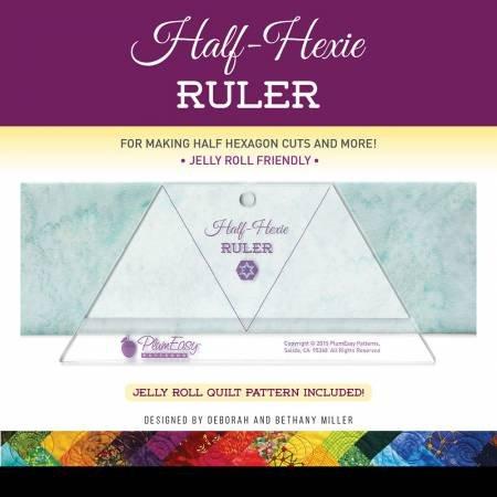 Half-Hexie Ruler