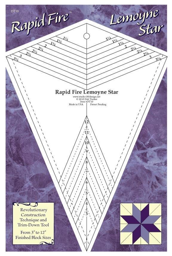 Rapid Fire Lemoyne Star Ruler 3 - 12