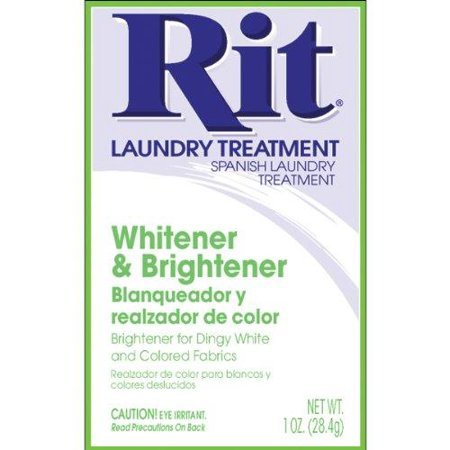 Rit Laundry Treatment - Whitener & Brightener