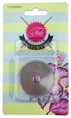 Tula Pink Rotary Cutter - 45mm Replacement Blade - 5 pk