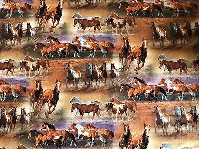 Horses in the Field by Chris Cummings