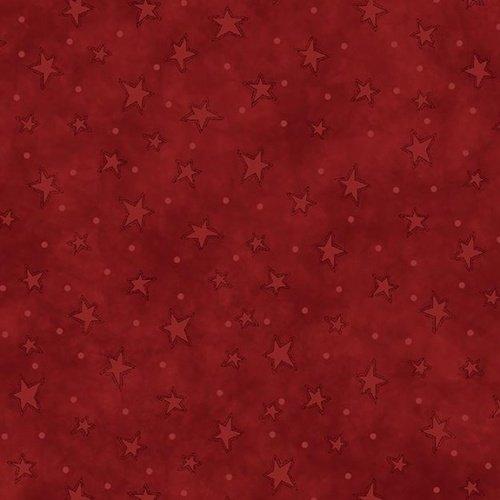 Starry Basics Red