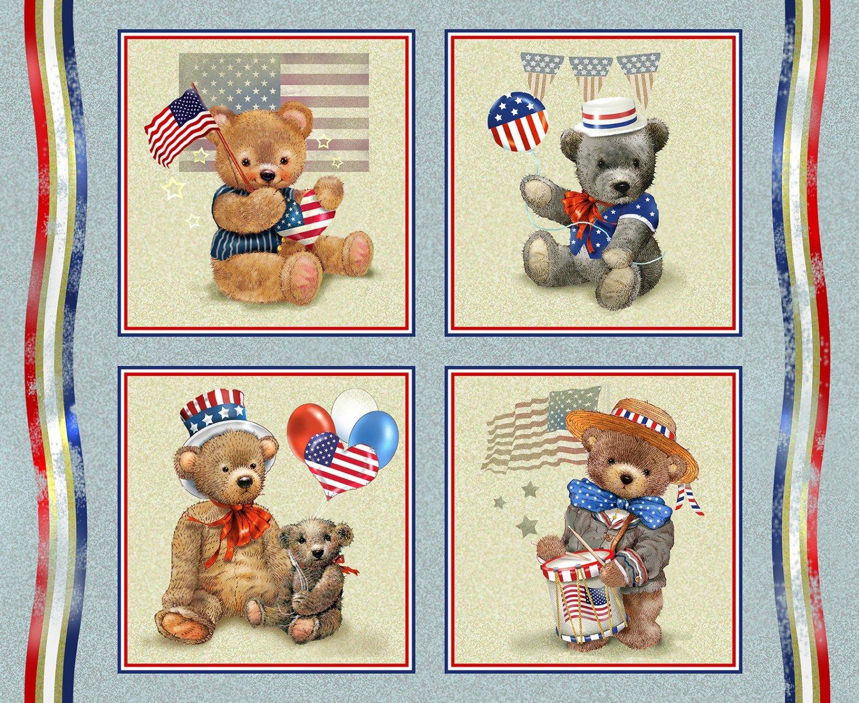 Teddy's American Teddy Continuous Block