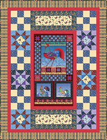 Rise and Shine Quilt Kit