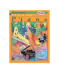 Alfred's Basic Piano Library - Solo Book - Level 3 - 038081176352