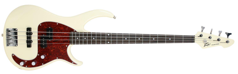 peavey milestone 4 ivory 4 string bass guitar. Black Bedroom Furniture Sets. Home Design Ideas