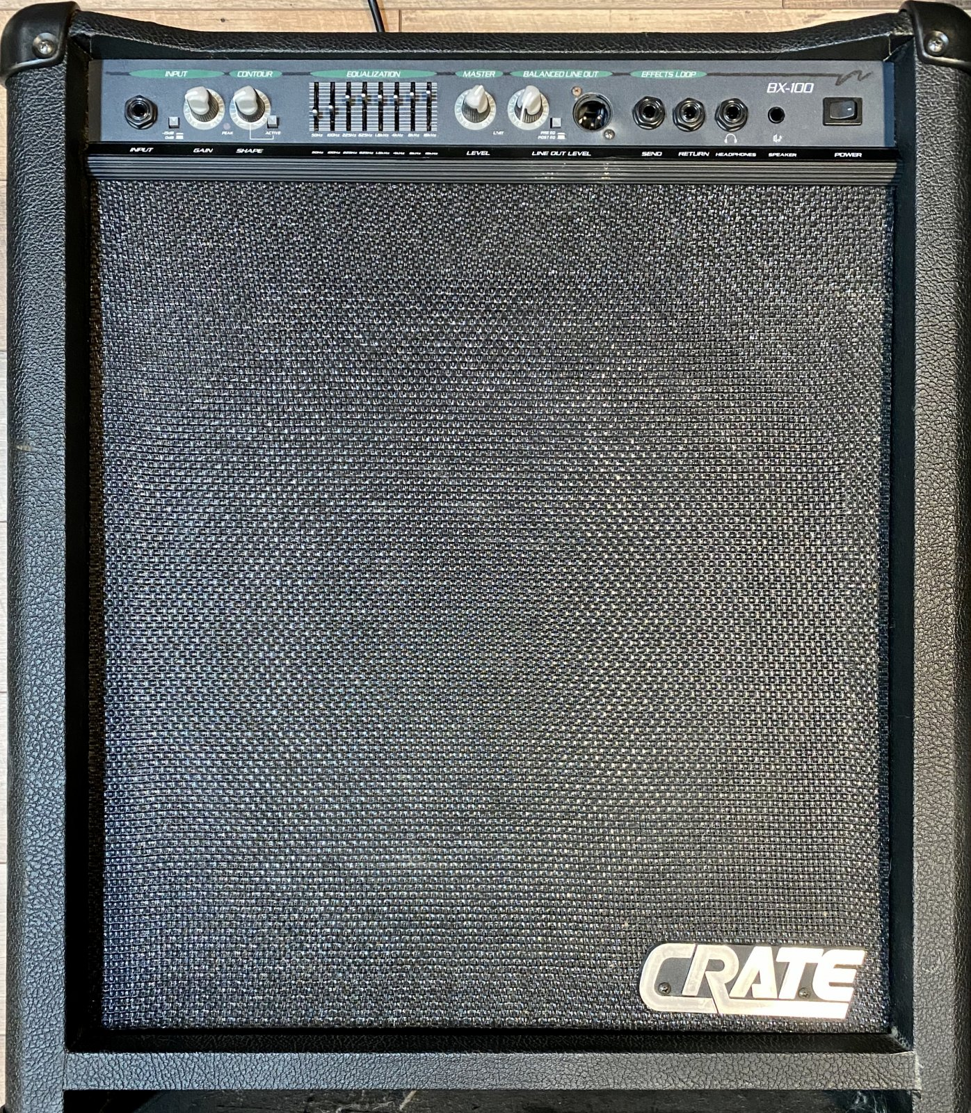 USED - Crate BX-100 Bass Amp