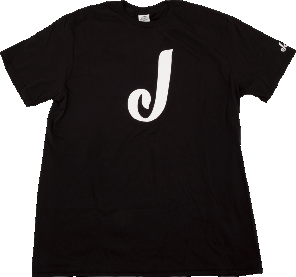 Jackson J Logo T-Shirt Black XXL