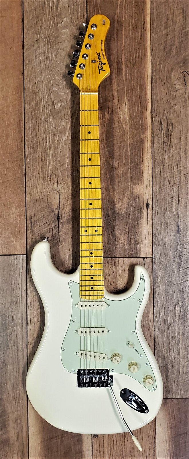 Tagima TG-530 OWH-LF/MG Electric Guitar