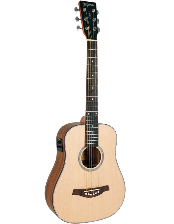 Tagima FIVE BABY Walnut Acoustic/Electric Guitar - Natural