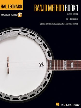 Hal Leonard Banjo Method - Book 1 - 2nd Edition For 5-String Banjo