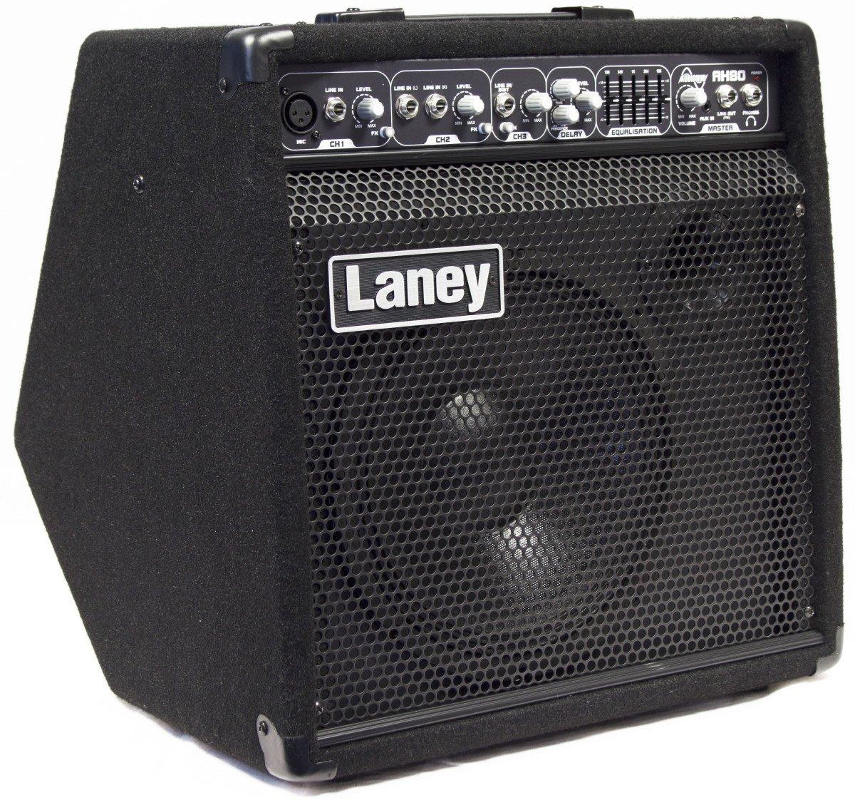 Laney AH80 Multi instrument combo amp, 3ch 80W, 10