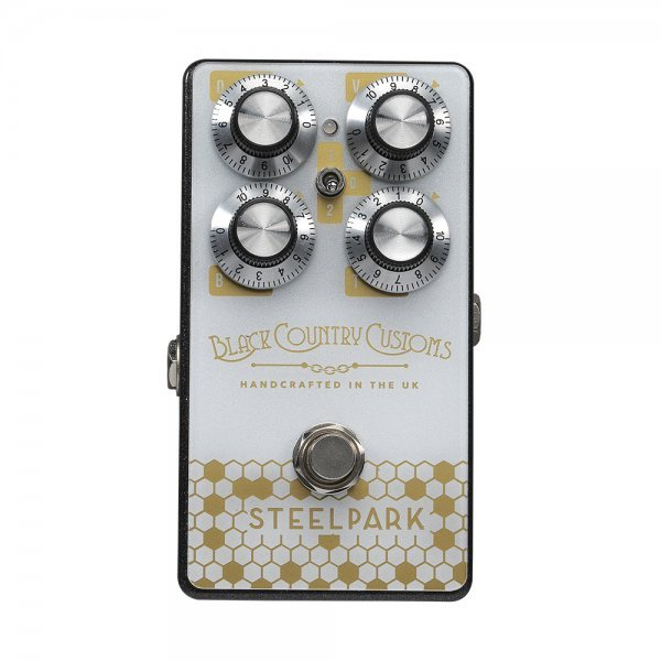Laney BCC-STEELPARK Black Country Customs Steelpark Boost Pedal
