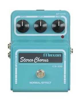 Maxon CS550X Vintage Series Stereo Chorus