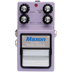 Maxon CS-9 Pro Stereo Chorus Pro