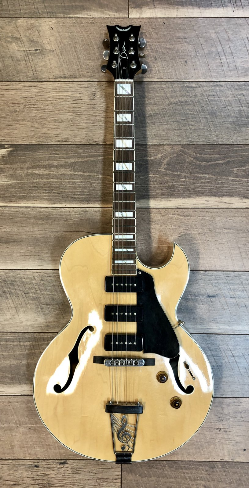 USED - Dean Palomino Electric Guitar