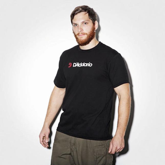 D'Addario Logo T-Shirt Extra Large