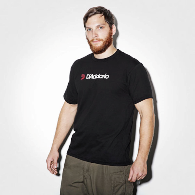 D'Addario Logo T-Shirt, Small