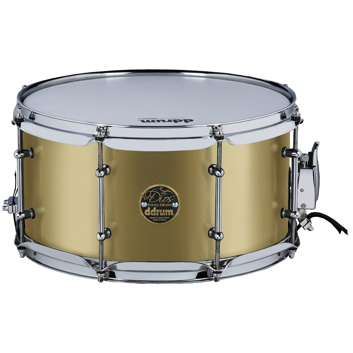 DDRUM DS MP SD7 Dios Maple 7x13 Satin Gold Snare Drum