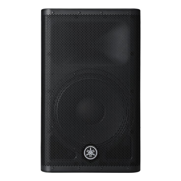Yamaha DXR12MKII Powered Speaker 1100W 12 LF 1.75 HF Compression Driver