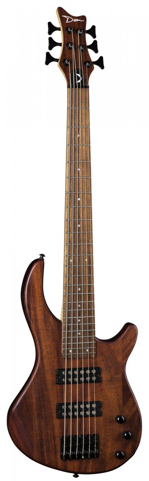 Dean E1 6 VM Edge 1 6-String Vintage Mahogany Bass