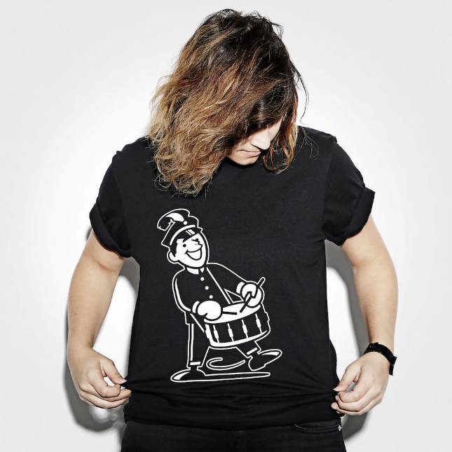 Evans Barney Beats T-shirt - Medium
